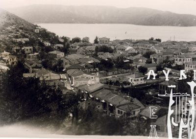 Καλλιόπη Μουσαίου, Άποψη της Μάκρης, 1952