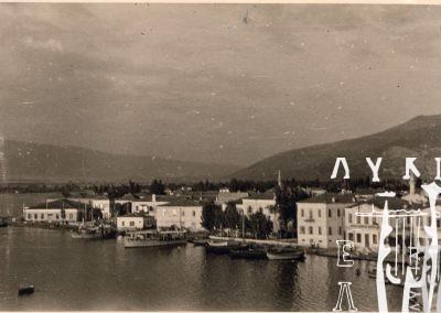 Καλλιόπη Μουσαίου, Λιμάνι Μάκρης (Κορδόνι), 1952