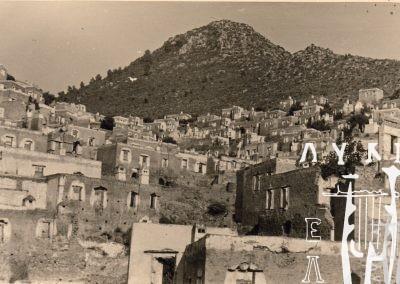 Καλλιόπη Μουσαίου, Άποψη Λιβισιού, 1952